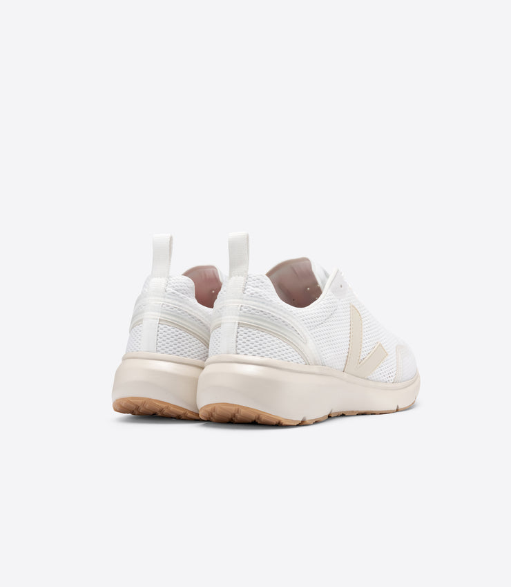 VEJA sneakers_CONDOR2 alveomesh white pierre women_back view