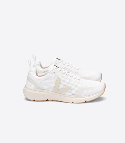 VEJA sneakers_CONDOR2 alveomesh white pierre women_side view