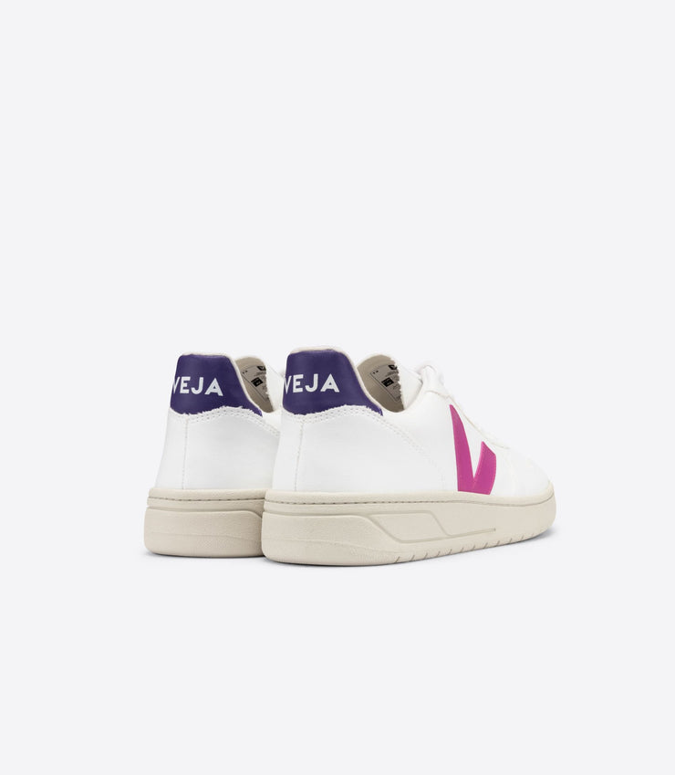 VEJA sneakers_V10 CWL vegan ultraviolet_ back view
