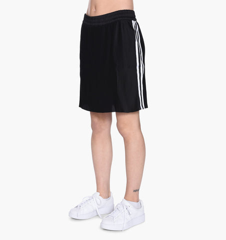 3 STRIPES PLISSÉ SKIRT