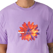 vans- blooming ss tee-detailed  front view