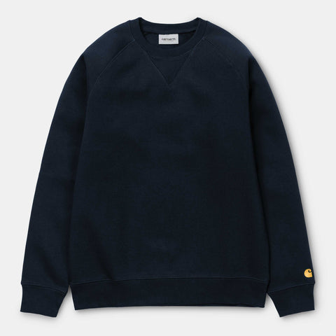 CHASE KNIT DARK NAVY
