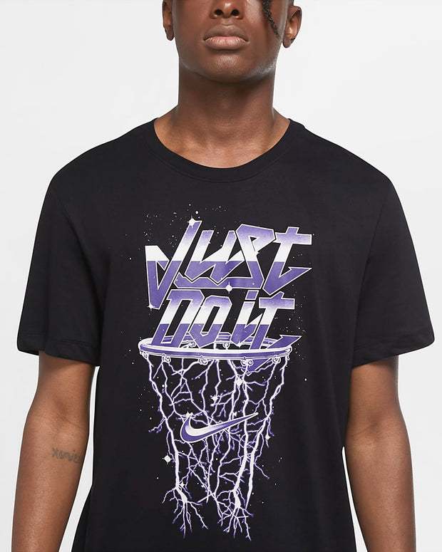 METALLIC THUNDER TEE