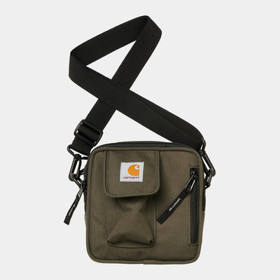 carhartt wip- essentials bag cypress- front view