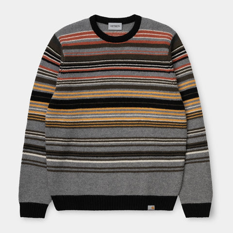 GORDON SWEATER STRIPE