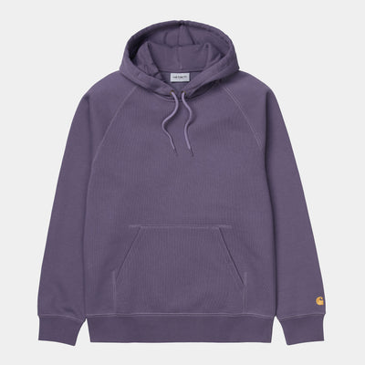 carhartt wip_chase hoodie provence_front view