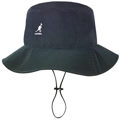 kangol - iridescent jungle hat  bucket - front view