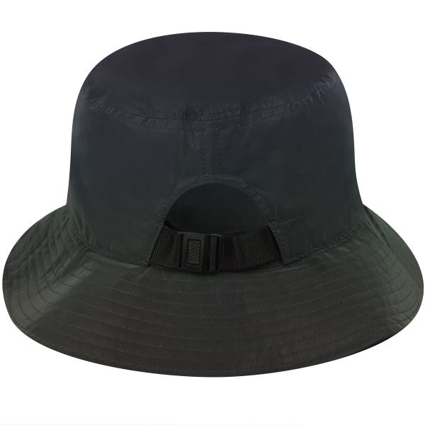 kangol - iridescent jungle hat  bucket - back view