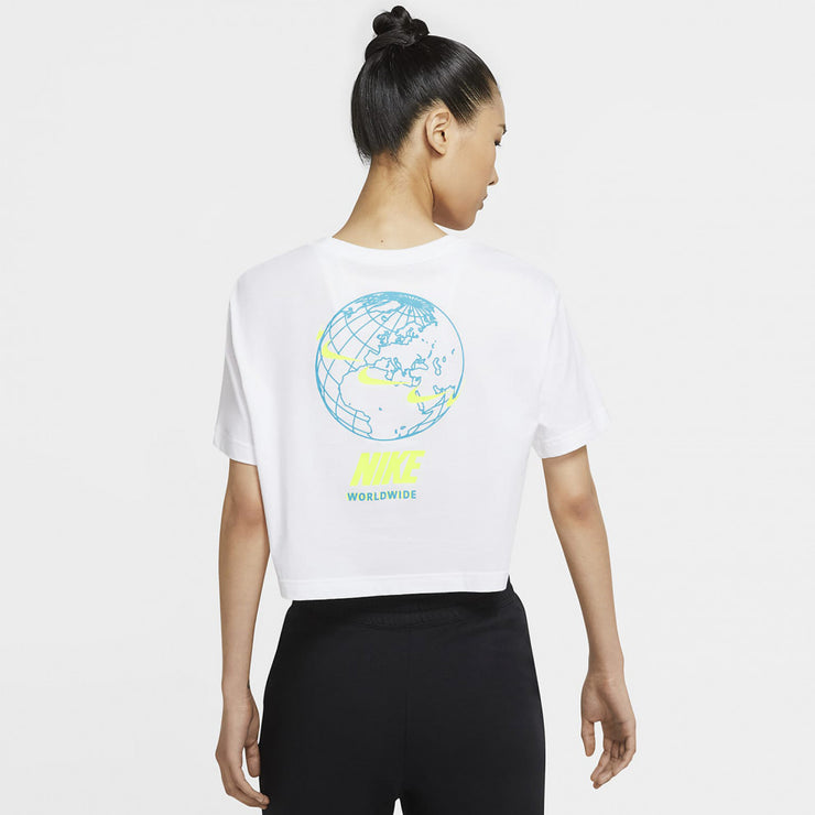 WORLDWIDE CROP TEE