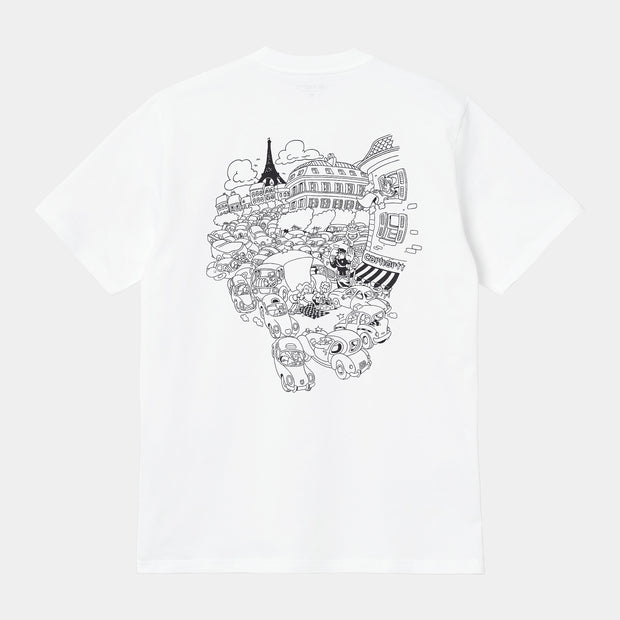 PICNIC IN PARIS TEE