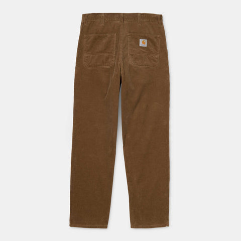SIMPLE PANT CORDUROY BROWN