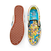 SLIP-ON COMFYCUSH SPRINGFIELD (THE SIMPSONS)