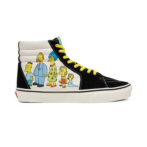 SK8-HI FAMILY (THE SIMPSONS)