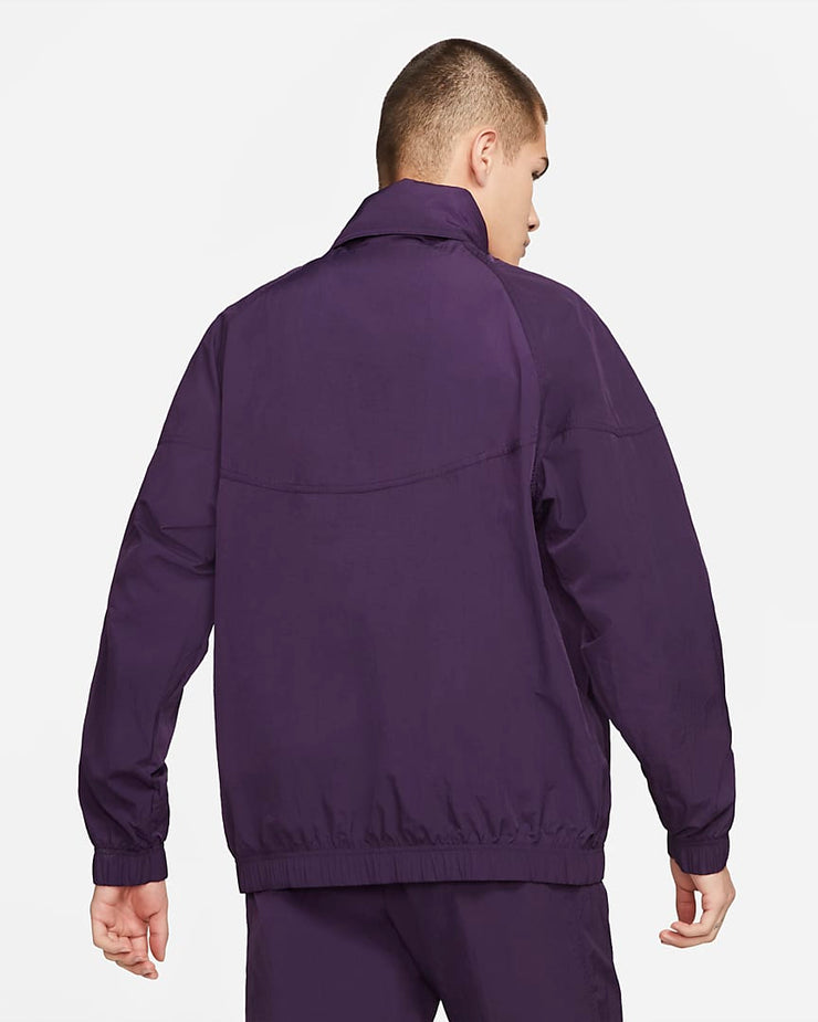 nike_heritage wind runner jacket_purple_back view