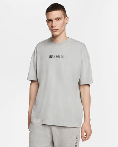 JUST DO IT TEE GREY