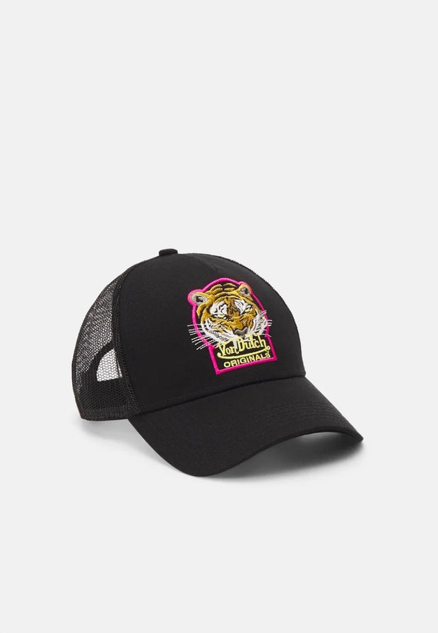 von dutch - tiger cap - front view
