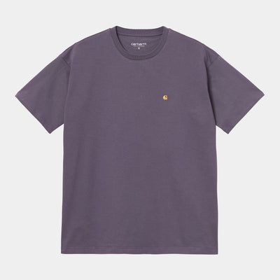 carhartt wip_chasy tee women provence_front view