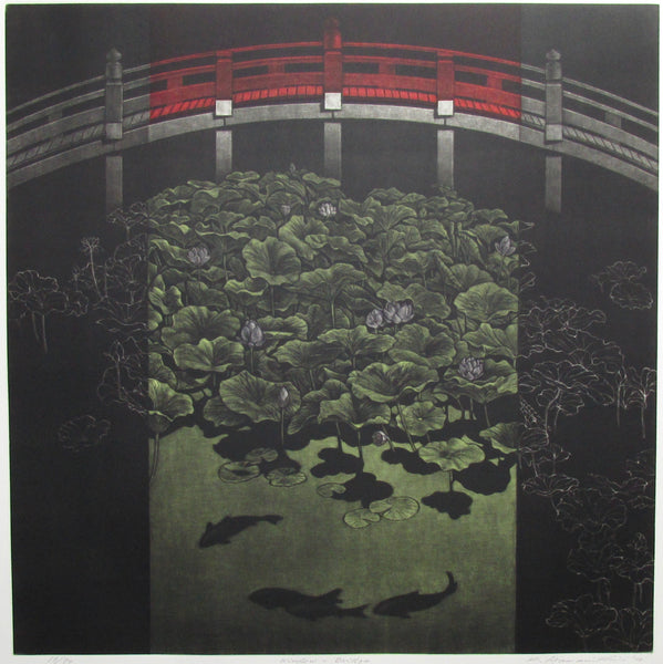 "Katsunori Hamanishi ""Window - Bridge"""