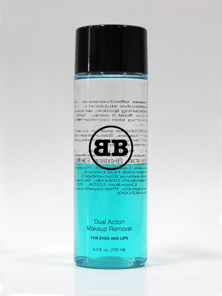 B. Beautiful Dual Action Eye Makeup Remover
