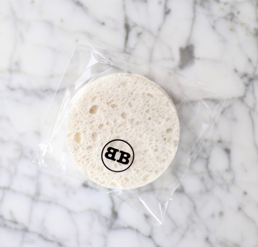 B. Beautiful Cleansing/Exfoliating Face Sponges