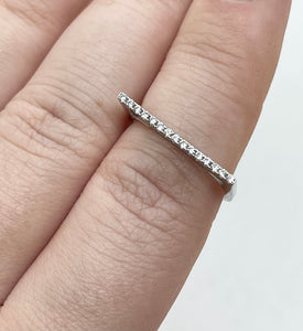 Sparkle Bar Ring