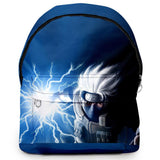 NARUTO Anime Backpack Student School Bag Anime Fans Gift Travel Backpack Daypack
