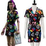 Stranger Things Season 3 Eleven 11 Dress Women Cosplay Costume Fancy Party Dress