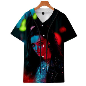 Unisex The Gifted Polaris Printed T-shirt Spring Summer Crewneck Short Sleeve Tops Clothes