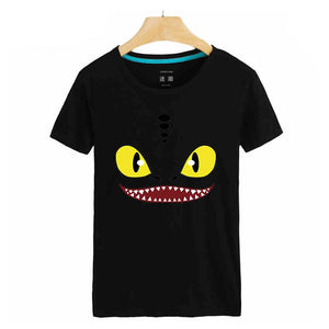 2019 Mens Boys T shirt How to Train Your Dragon Toothless Summer T shirt