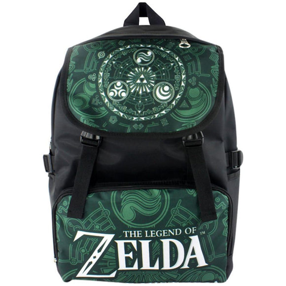The Legend of Zelda Backpack School College Bag Travel Daypack