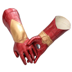 Spider-Man: Far From Home Cosplay Props Halloween Costume Spiderman Infrared Ray Glowing Gloves