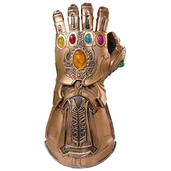 Avengers Thanos Infinity Gauntlet Latex Gloves for Halloween Props