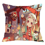 Anime Toilet-Bound Hanako-kun Home Throw Pillow Comfortable Indoor Use Cushion Pillows