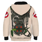 Kids Ghost Busters Cosplay Hoodies Boys Girls Long Sleeve Casual Pullover Sweatshirt