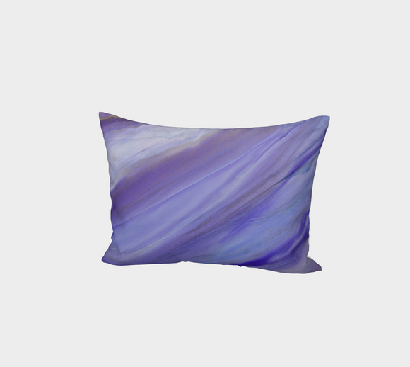 MAUVE PILLOW SHAM