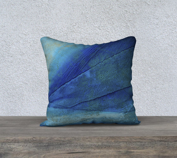 OCEAN WAVE PILLOW