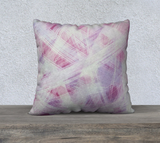 "COTTON CANDY PILLOW - SIZE 22"" x 22"""