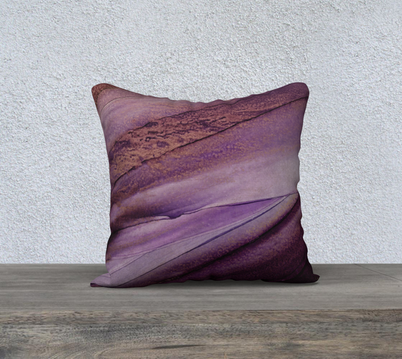 GENTLE PURPLE PILLOW
