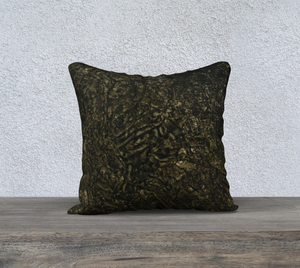 NIGHT JUNGLE PILLOW
