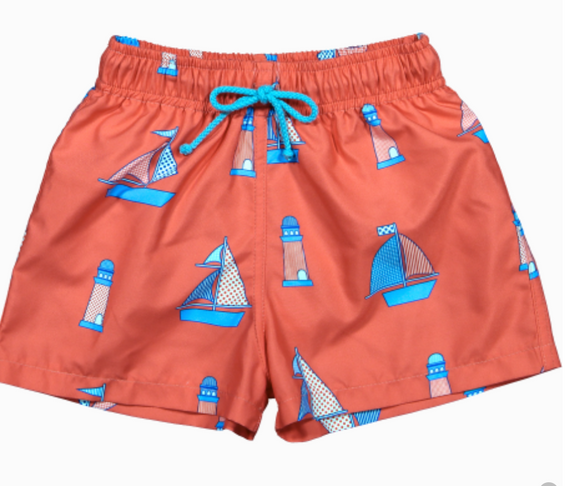 Float your Boat Swimtrunks - Victoria's Toy Station