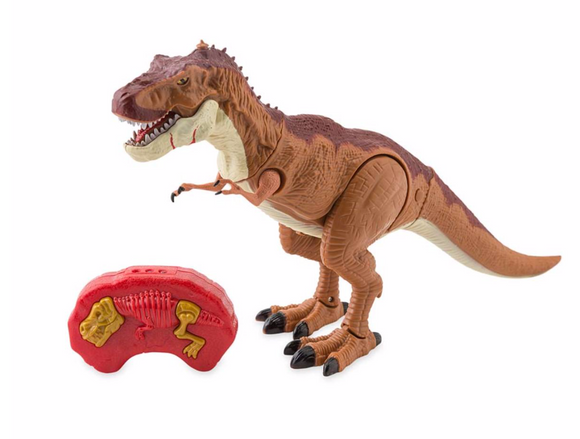 Steam-Breathing T-Rex - Victoria's Toy Station