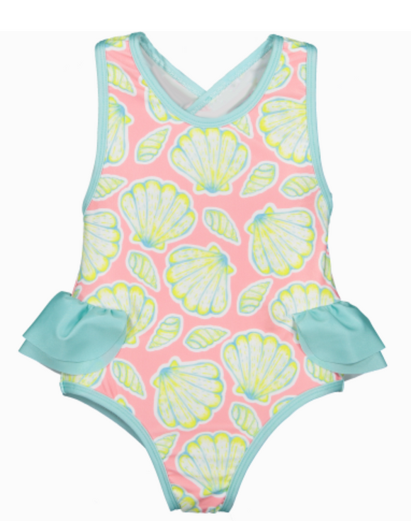 Dancing Shells Swimsuit - Victoria's Toy Station