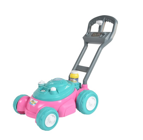 Pink Bubble in Go Mower - Victoria's Toy Station