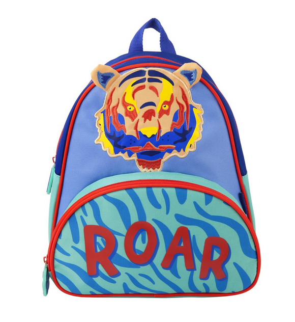 Tiger Backpack - Victoria's Toy Station