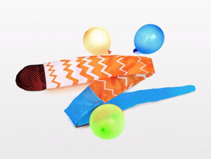 Splash Tail Water balloon sling - Victoria's Toy Station
