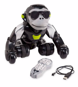 Interactive Monkey Robot - Victoria's Toy Station