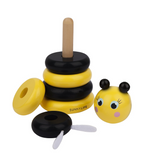 Bee Stacking Toy - Victoria's Toy Station