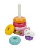 UNICORN STACKING TOY - Victoria's Toy Station