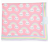 DROPS OF RAINBOW GIRL BEACH TOWEL - Victoria's Toy Station