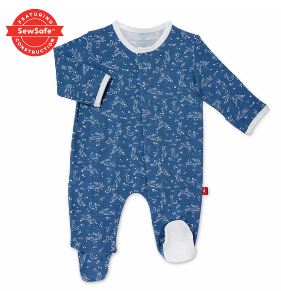 Magnetic Me Blue Bunny PJs - Victoria's Toy Station
